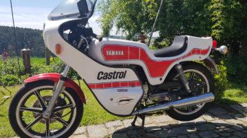 Yamaha XS 400 Cup