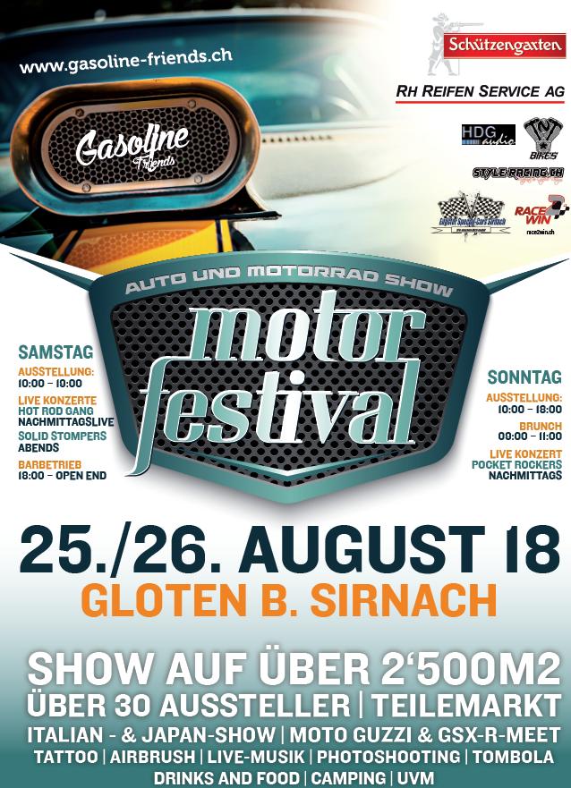 Gasoline Motorfestival
