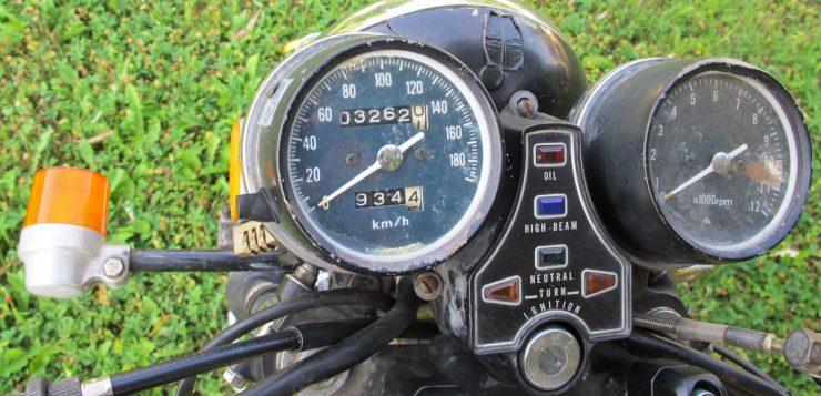 CB 400 Four
