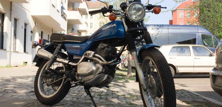 Honda CL 250S