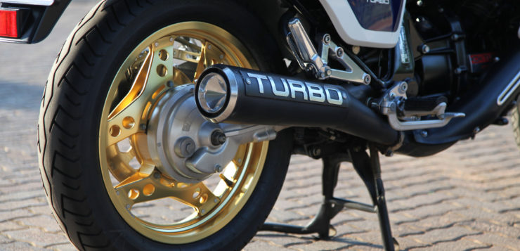 Honda CX 650 Turbo