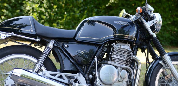 Honda GB 500 Clubman