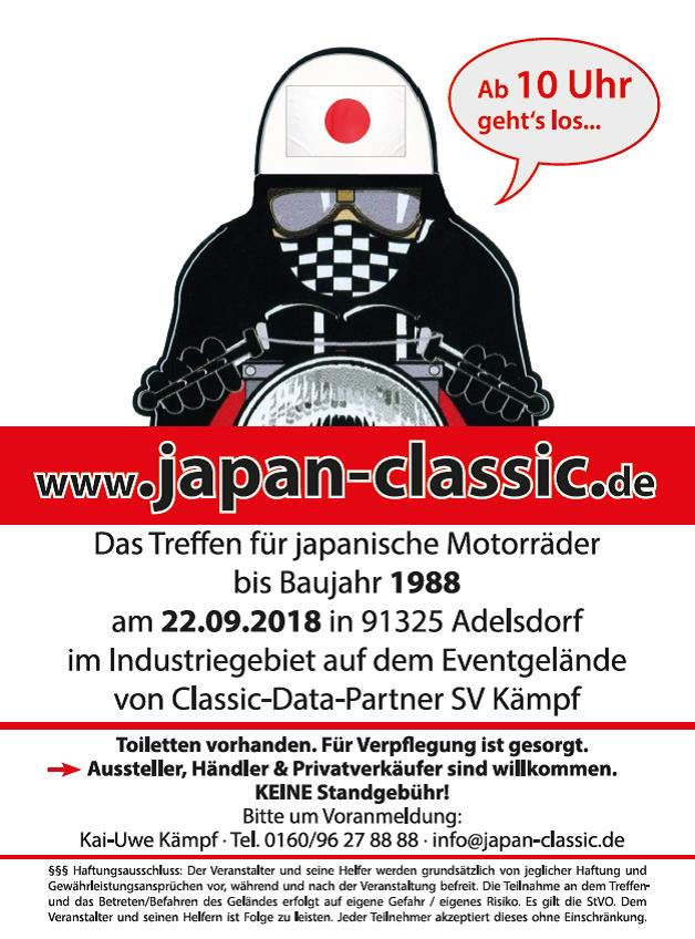 Japan-Classic Treffen