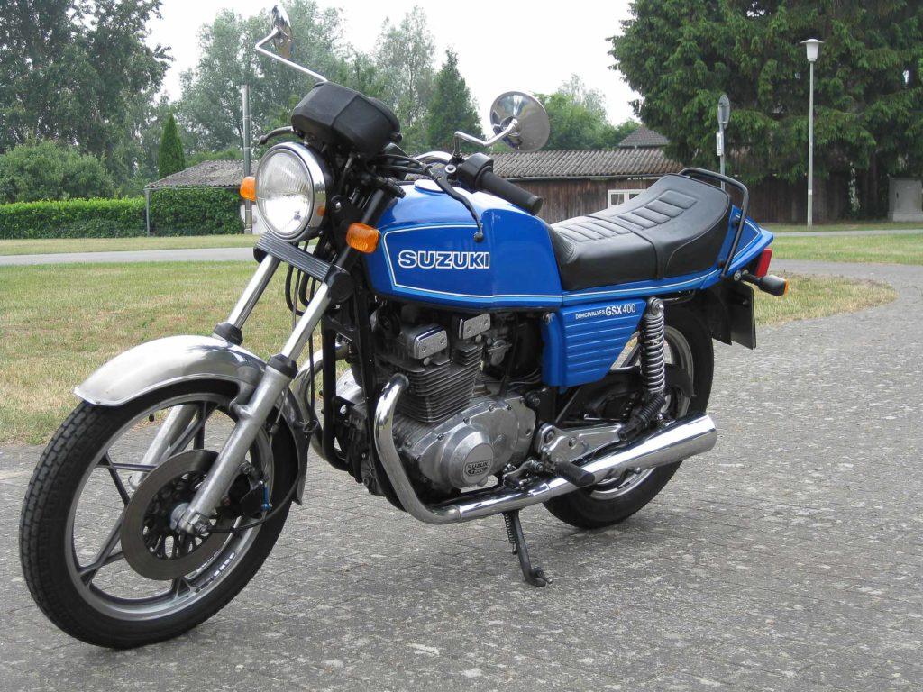 Suzuki GSX 400 GS40X