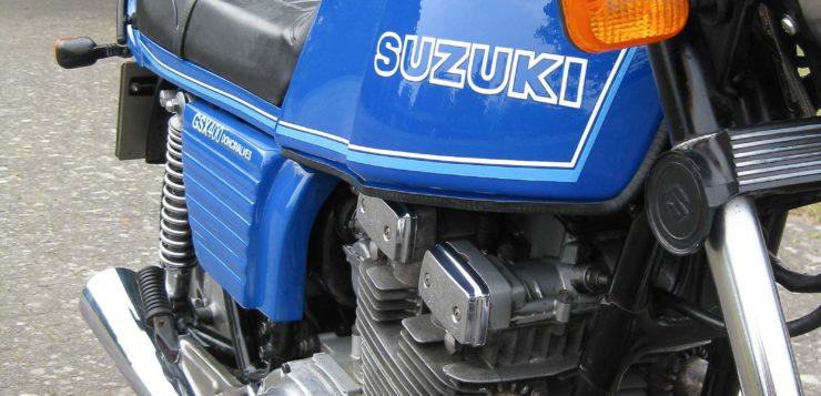 Suzuki GSX 400