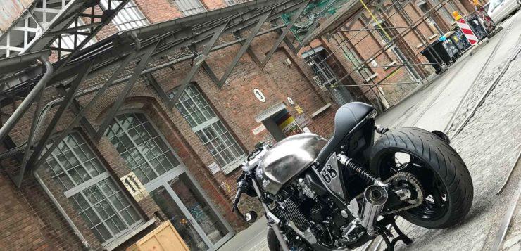 XJR 1300 Cafe Racer