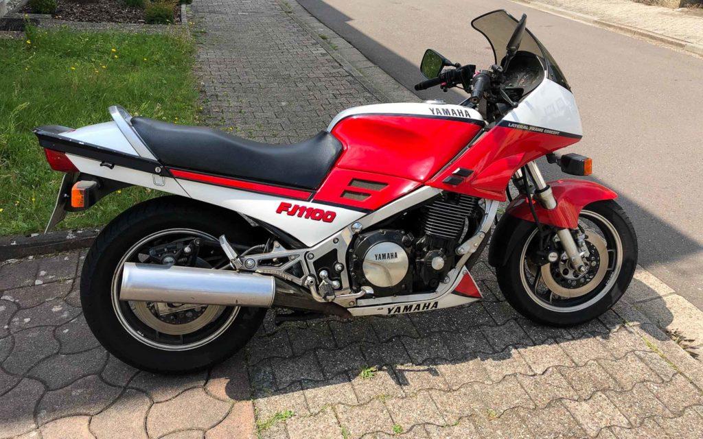 Yamaha FJ 1100