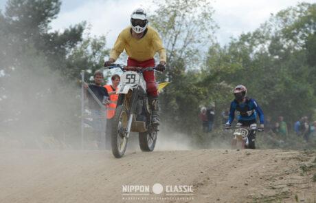 Beim Classic Offroad Festival Wietstock wurde hart gekämpft