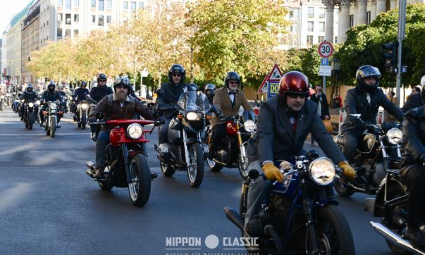 Distinguished Gentleman's Ride 2018