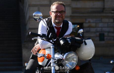 Distinguished Gentleman's Ride 2018 in Berlin