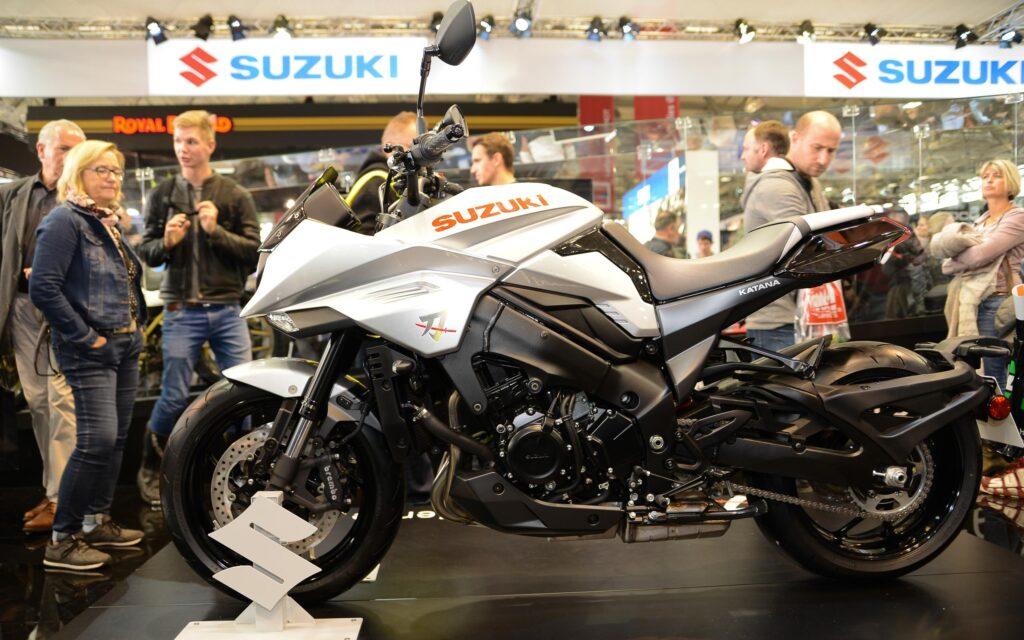 Die neue Suzuki Katana wird mit viel Spannung erwartet