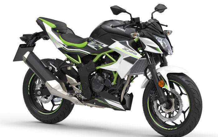 Kommt 2019: die neue Kawasaki Z125