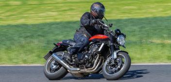 Kawasaki Z 900 RS on the Road getestet