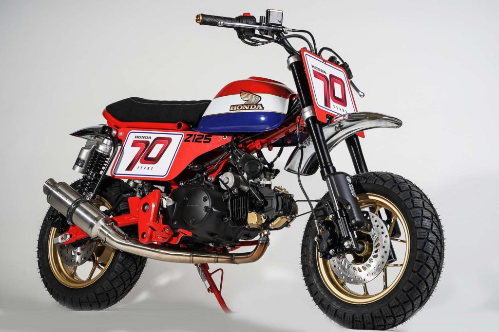 Honda Monkey Tracker