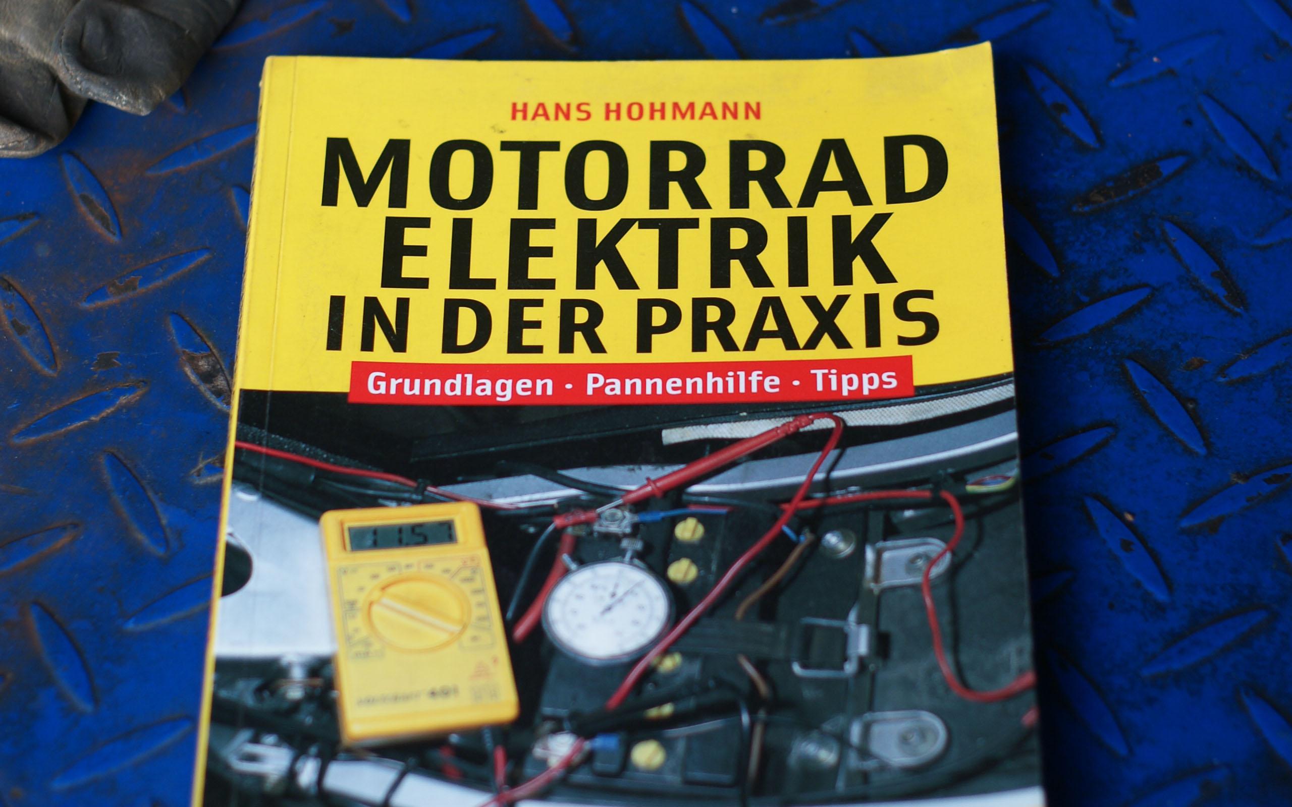 Buchtipp: Motorrad Elektrik in der Praxis