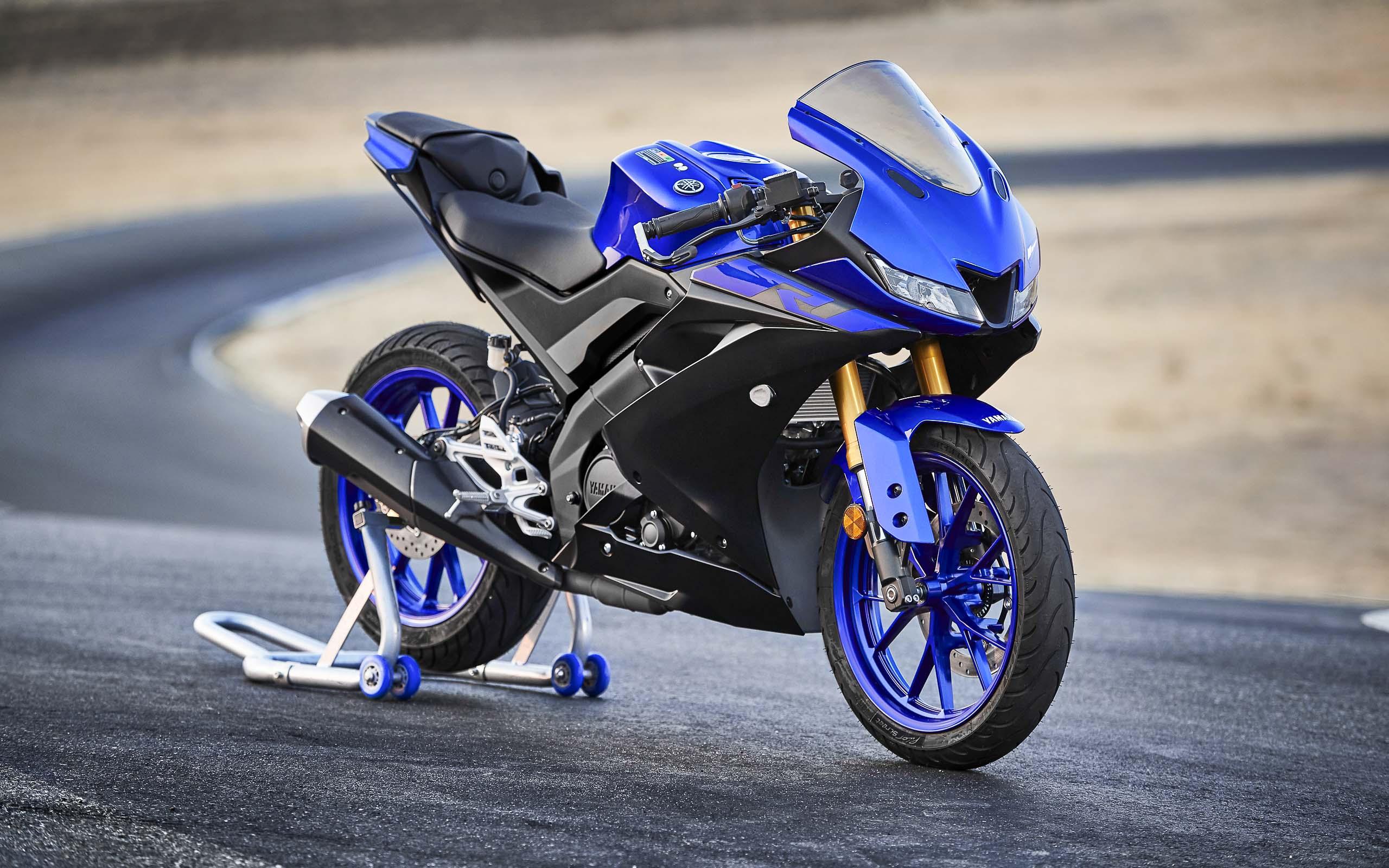 Yamaha Yzfr 125 Kennzeichenhalter 2019 2020