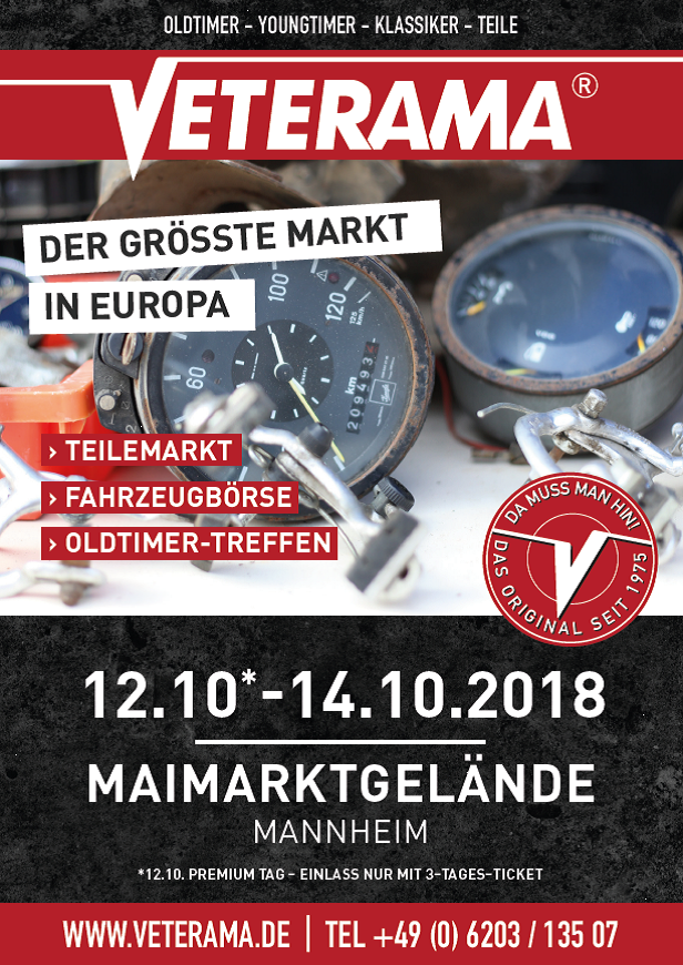 Veterama Mannheim 2018