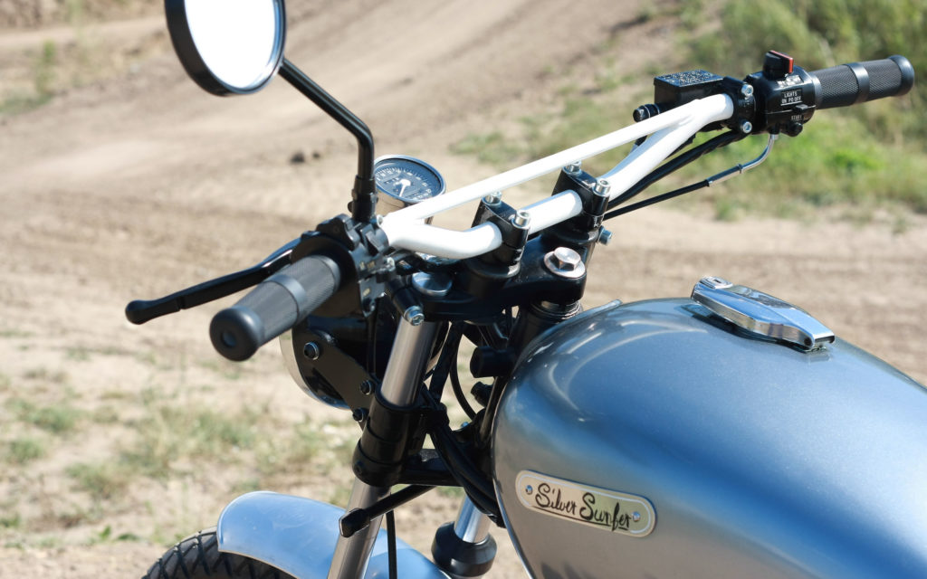 Yamaha XS 400 Street Tracker