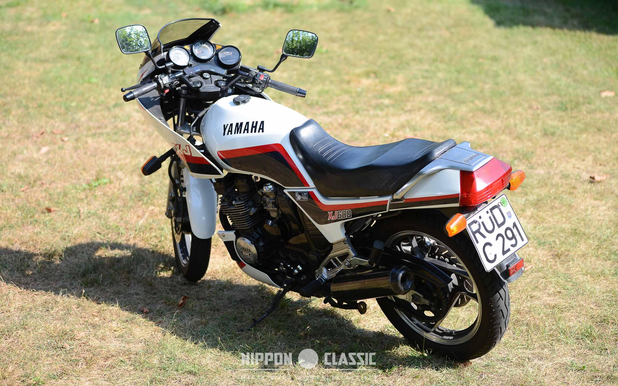 Yamaha XJ 600 (51J)