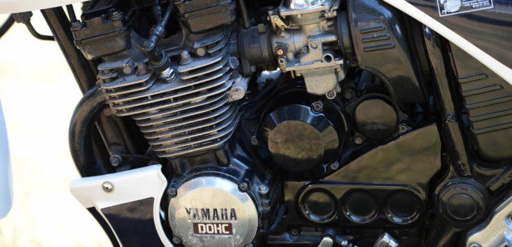 Yamaha XJ 600 Motor
