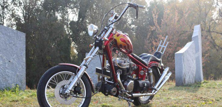 """""""Easy Rider"""" Träume lässt AME-Chopper wahr werden"""
