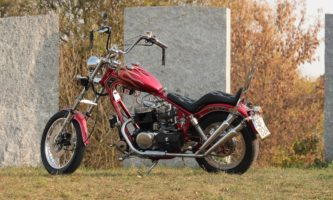 AME-Chopper Honda CB 400 N