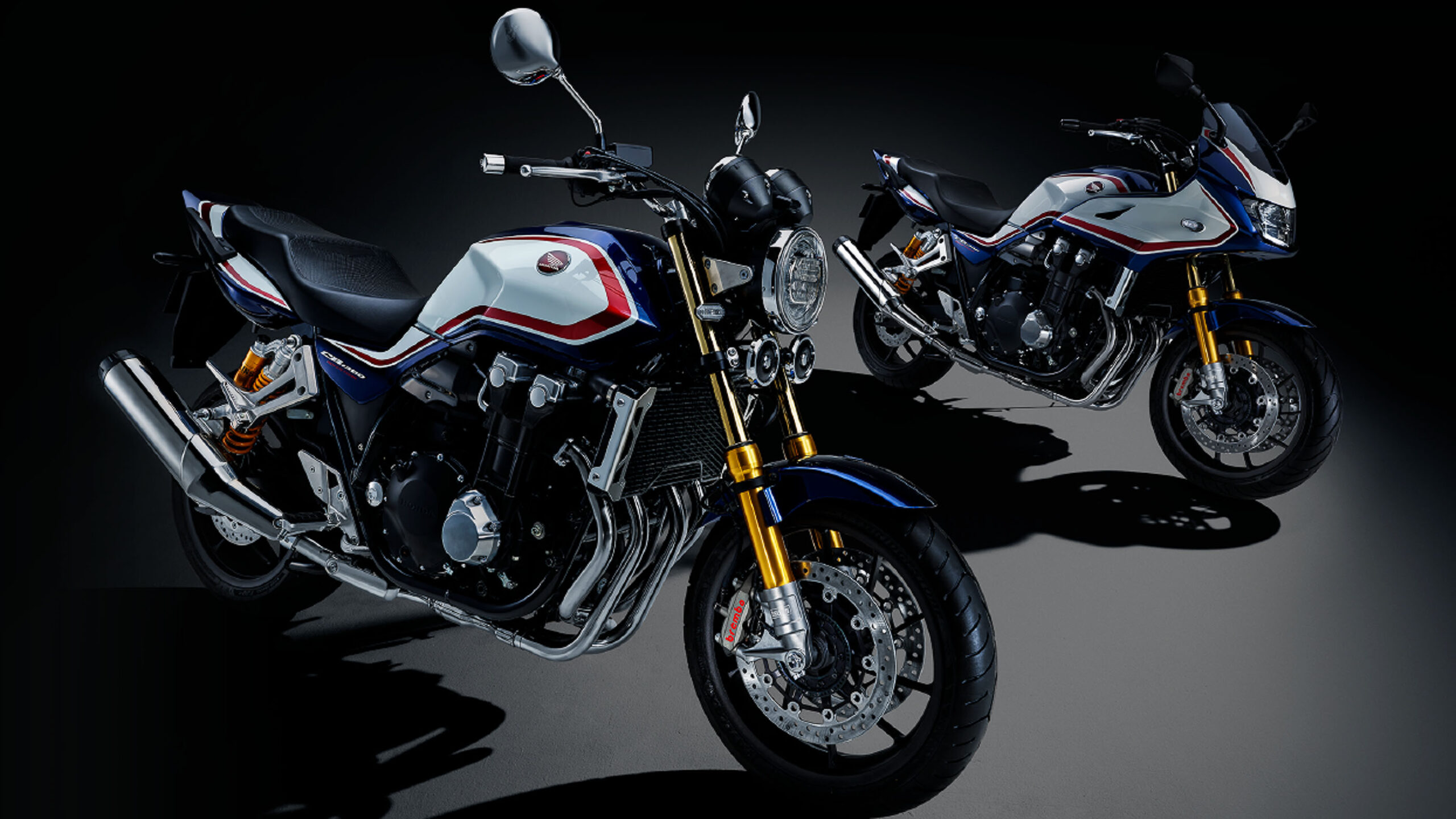 Honda CB 1300 Super Four SP und Super Bol d'Or SP Modelljahr 2019