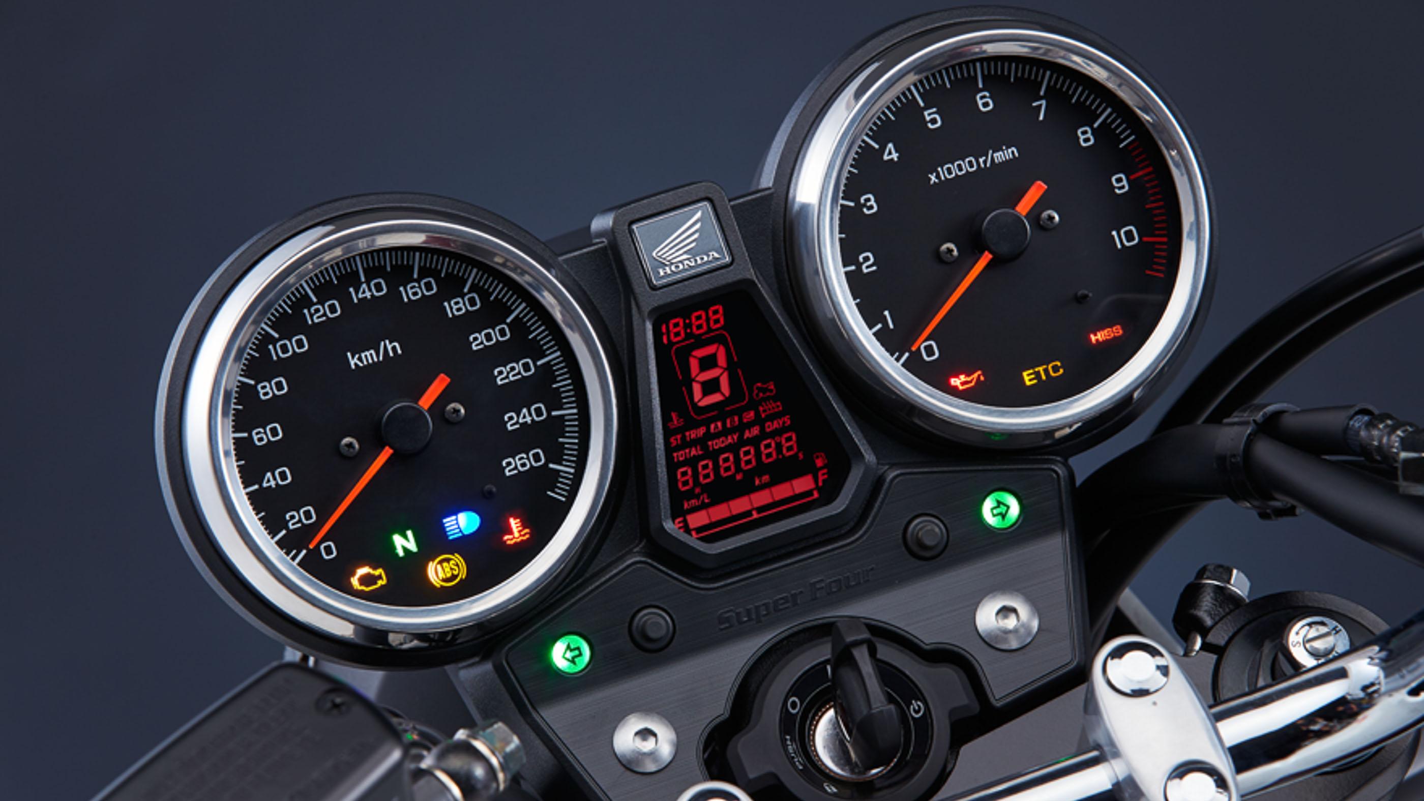Leider Nicht Fur Uns Honda Cb 1300 Super Four 2019