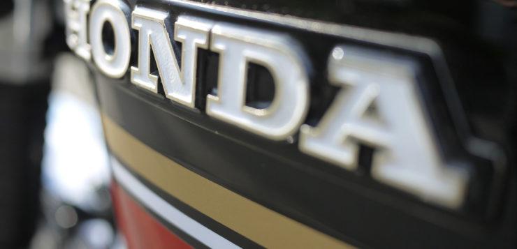 Honda hatte schon 1965 einen CB 750 Four Prototyp fertig