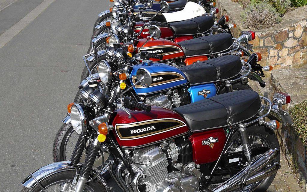 Amerika war der bevorzugte Markt von Honda