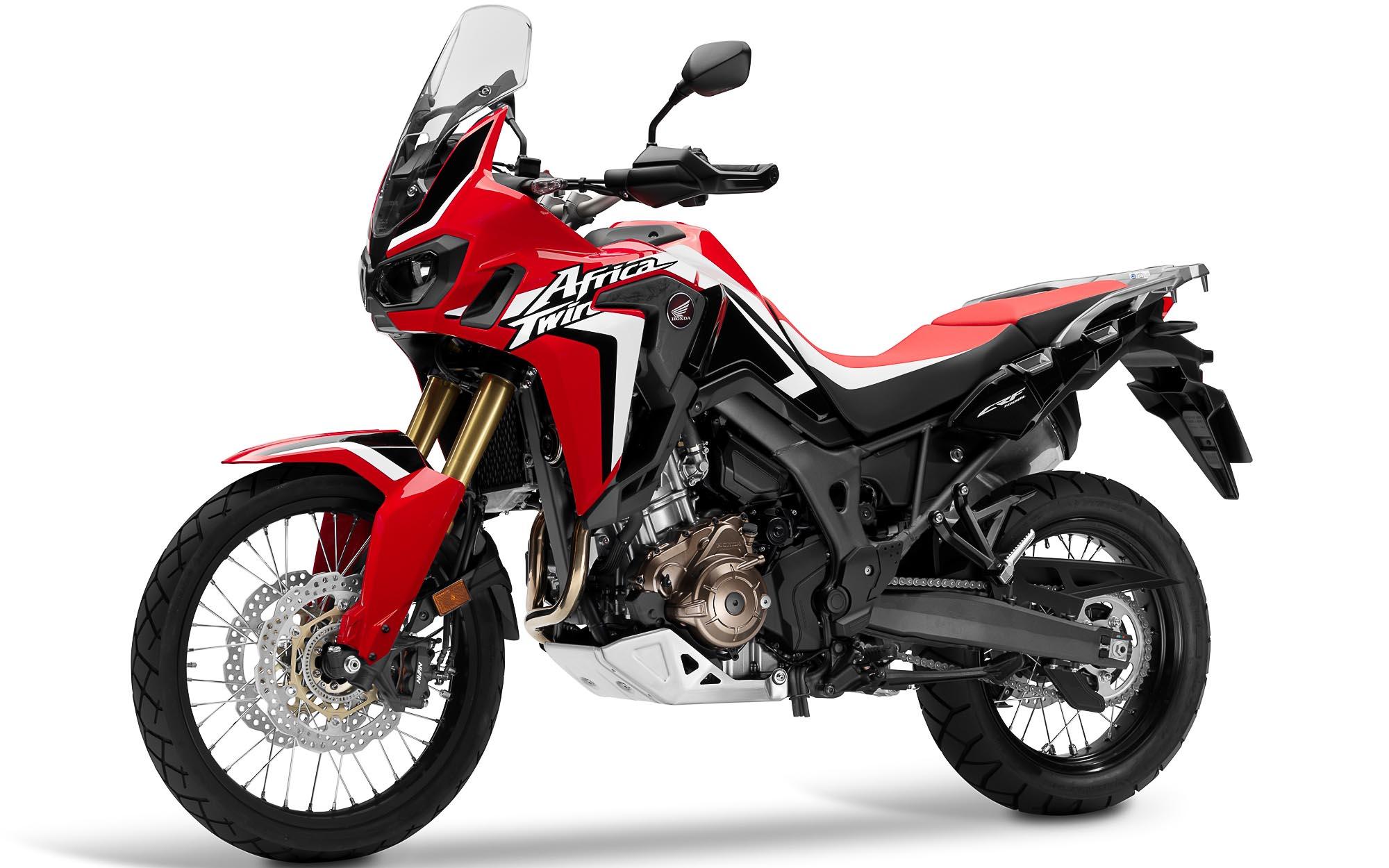 Rückrufaktion für die Honda CRF1000L