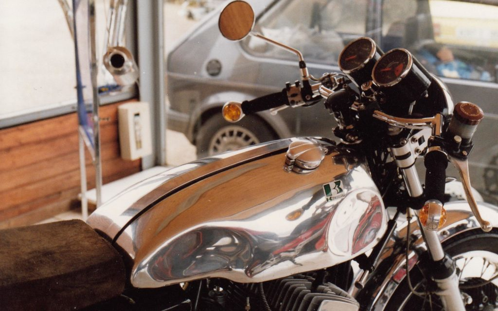 Kawasaki 750 H2 Cafe Racer