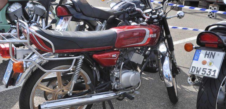 Motorrad Klassikertreffen Sinsheim