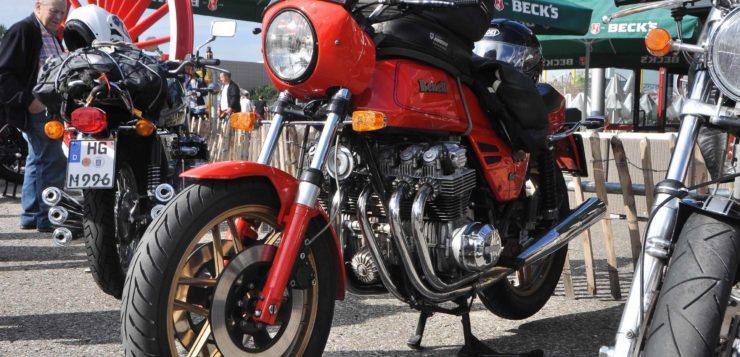Motorradwochenende Sinsheim