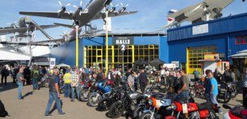 Motorrad Klassikertreffen Sinsheim – Rekord-Wochenende bei Sonnenschein