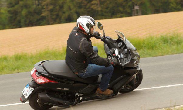 Motorradmarkt im Aufwind