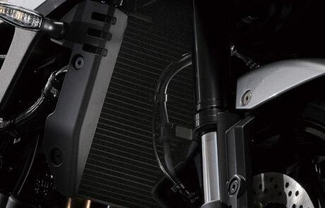 Kühler der Suzuki Katana 2019