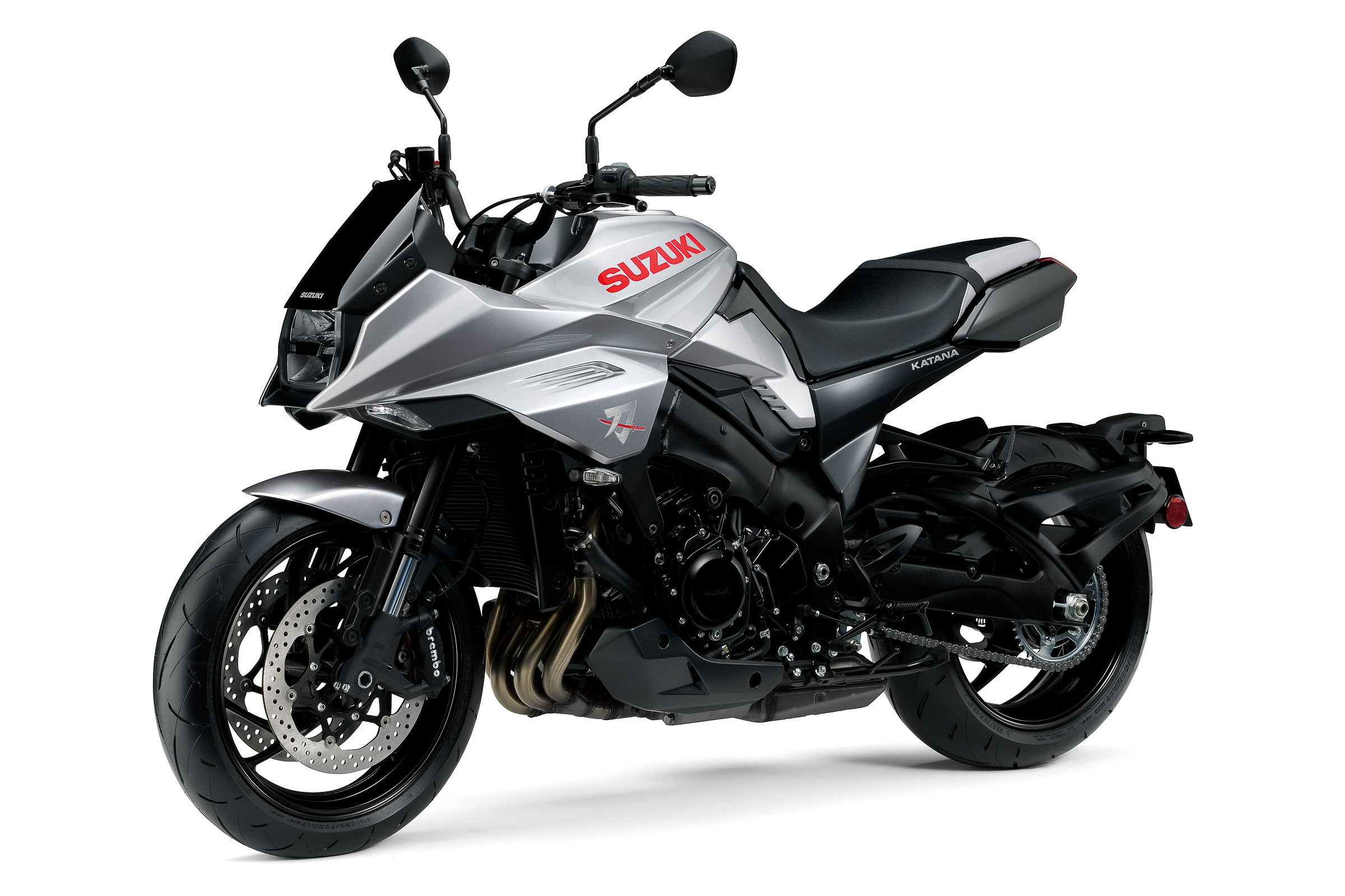 Die neue Suzuki Katana 2019