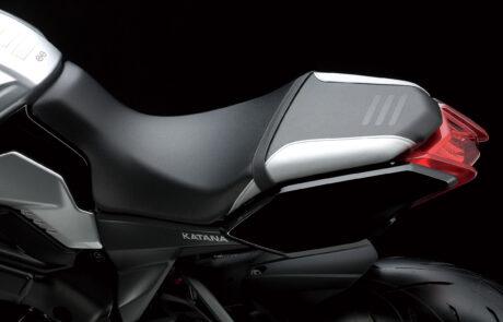 Die neue Suzuki Katana