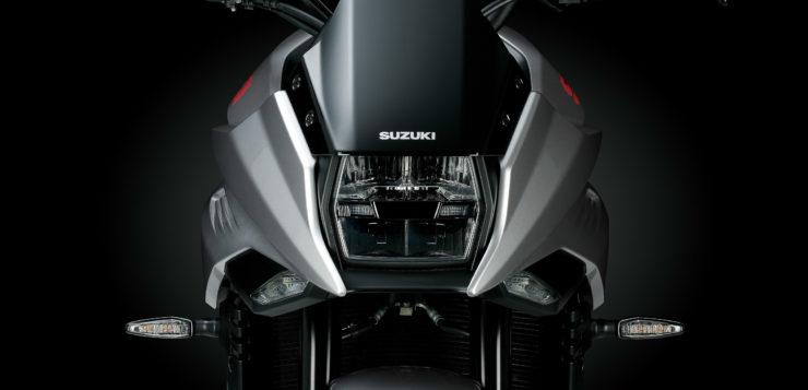 Suzuki Katana neu