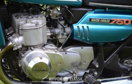 Suzuki GT 750 J von 1972