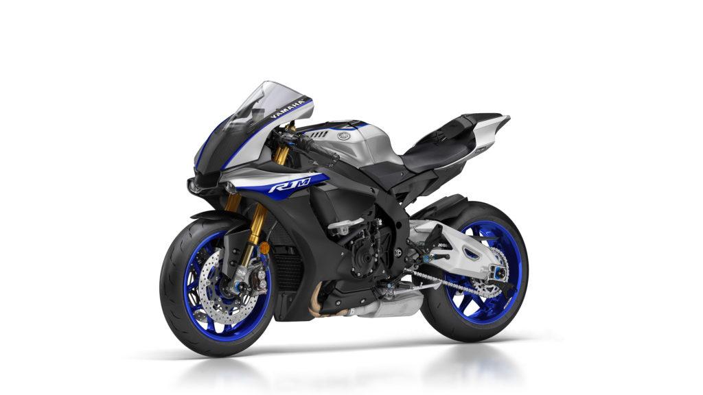 Die Yamaha YZF-R1M ist nur in begrenzter Stückzahl verfügbar