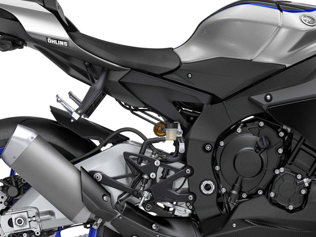 Der Factory-Racer ist voll mit Motot-GP Technologie