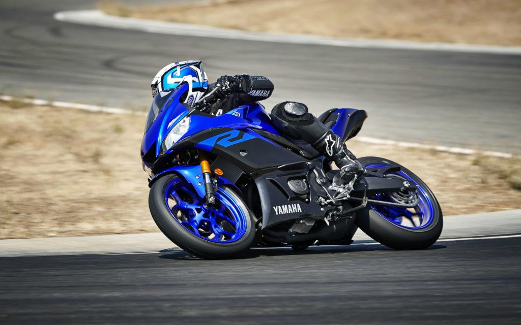 Die Yamaha R3 macht keine Kompromisse