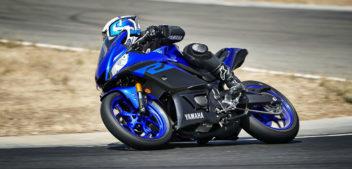 Yamaha YZF-R3 geht frisch überarbeitet an den Start