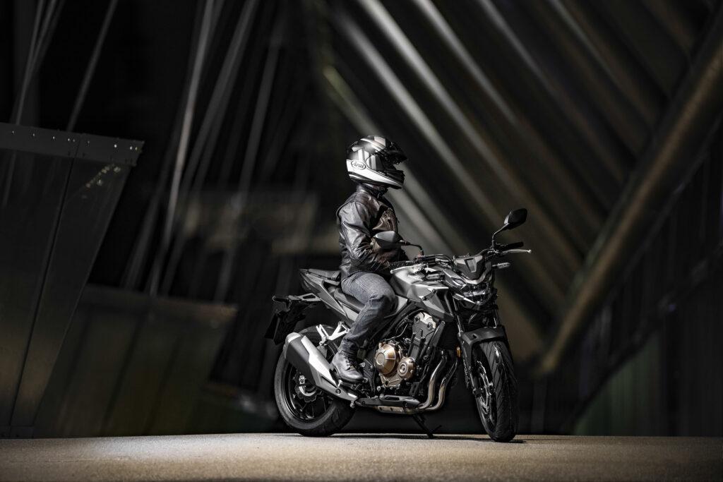 Die neue Honda CB 500F wird 2019 noch dynamischer
