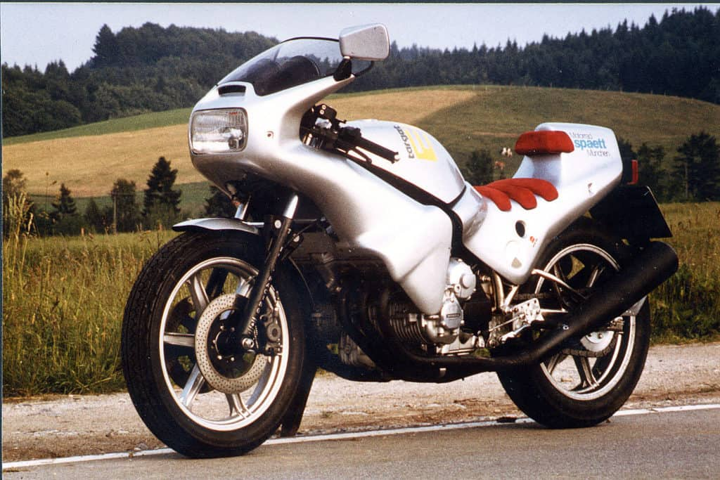 Honda CBX-Entwurf von Target Design
