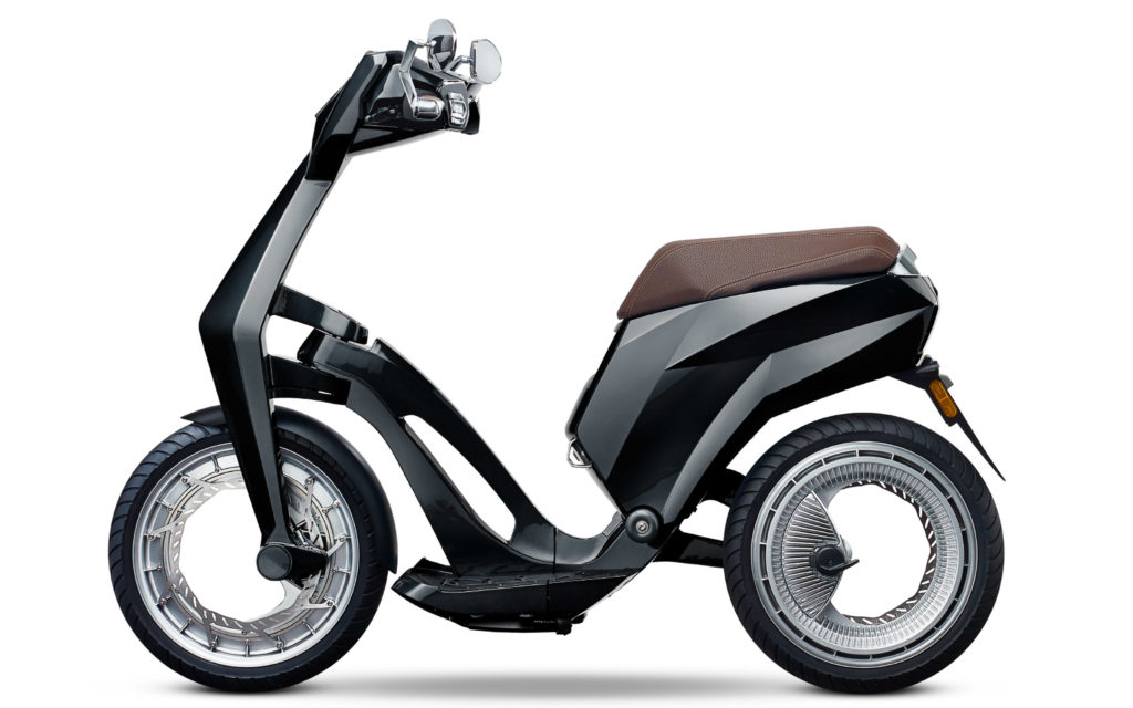 Der E-Scooter von Ujet ist weiß Gott kein Schnäppchen