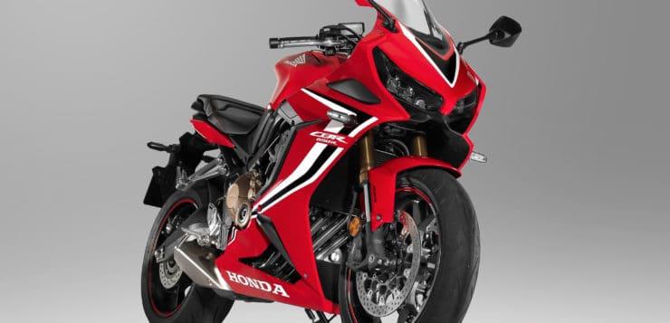 Die Honda CBR 650R wird 2019 stärker und aggressiver