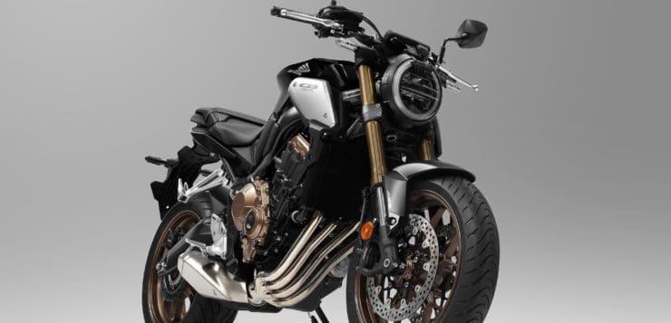 Kommt 2019: neue Honda CB 650R